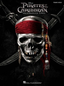 Pirates Of The Caribbean: On Stranger Tides for Piano published by Hal Leonard