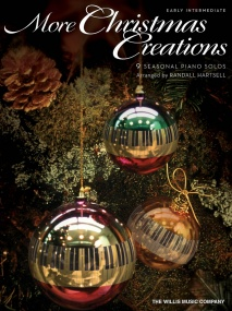 More Christmas Creations for Piano published by Hal Leonard
