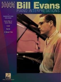 Bill Evans Piano Interpretations published by Hal Leonard
