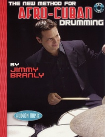 The New Method For Afro-Cuban Drummnig Book & CD published by Hal Leonard