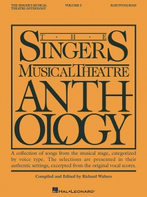 Singers Musical Theatre Anthology 2  Baritone/Bass published by Hal Leonard
