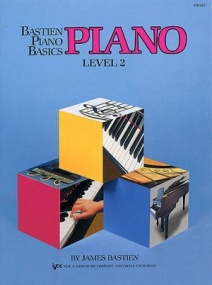 Bastien Piano Basics: Level 2