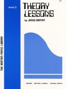 Bastien Piano Library: Theory Lessons Level 2