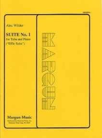 Wilder Suite No.1 (Effie Suite) for Tuba published by Margun Music
