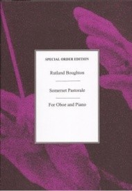 Boughton: Somerset Pastorale for Oboe published by Seresta