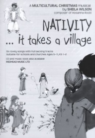 Nativity... It Takes A Village by Wilson (Pupil Book) published by Redhead