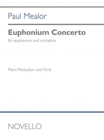 Mealor: Euphonium Concerto published by Novello