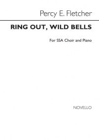 Fletcher: Ring Out, Wild Bells SSA published by Novello