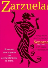 Zarzuela ! Soprano published by UME