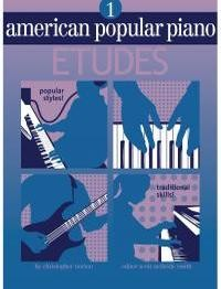 American Popular Piano Etudes Level 1 by Norton published by Novus