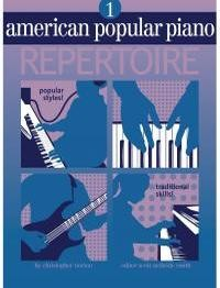 American Popular Piano Repertoire Level 1 by Norton published by Novus