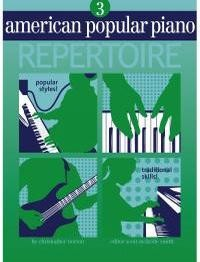 American Popular Piano Repertoire Level 3 by Norton published by Novus