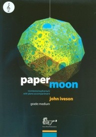 Paper Moon for Trombone (Treble Clef) published by Brasswind