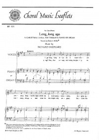 Sumsion: Two Anthems for Holy Communion SATB published by Basil Ramsey