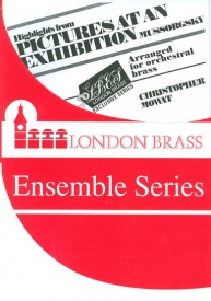 Pictures at an Exhibition - Highlights for Orchestral Brass published by Brasswind