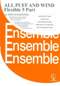 All Puff and Wind in 5 Part Ensemble for Woodwind and/or Brass published by Brasswind