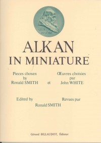 Alkan in Miniature for Piano published by Billaudot