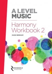 A Level Music Harmony Workbook 2 published by Rhinegold