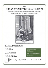 Organists of the 18th & 19th Century Volume 12 published by Willemsen
