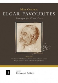 Elgar: Favourites for Piano Duet published by Universal