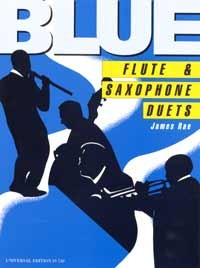 Rae: Blue Flute and Saxophone Duets published by Universal Edition