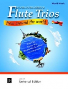 Flute Trios from around the World published by Universal