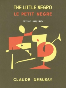 Debussy: The Little Negro for Piano Duet published by Leduc