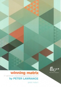 Winning Matrix for Horn in F published by Brasswind