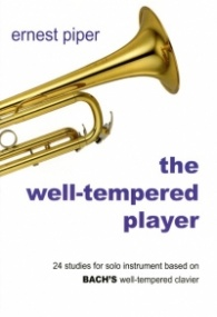 Piper: The Well-Tempered Player for Trumpet published by Winwood Music