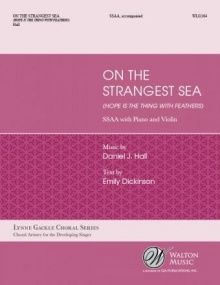 Hall: On the Strangest Sea SSAA published by Walton