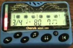 Cherub WSM-100 Intelligent Metronome (Colour Choice)