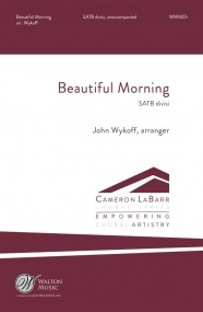 Beautiful Morning SATB published by Walton