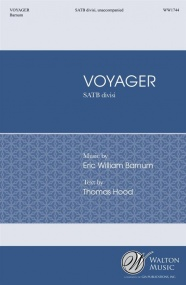 Barnum: Voyager SATB published by Walton