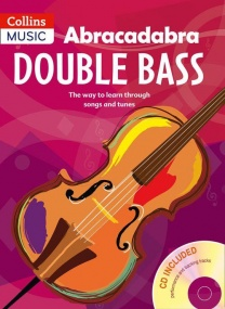 Abracadabra Book & CD for Double Bass published by Collins