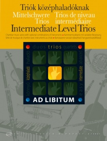 Intermediate Level Trios for Flexible Chamber Ensemble published by EMB